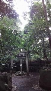 京都・木嶋坐天(このしまにます)照(てる)御魂(みたま)神社(蚕の社)